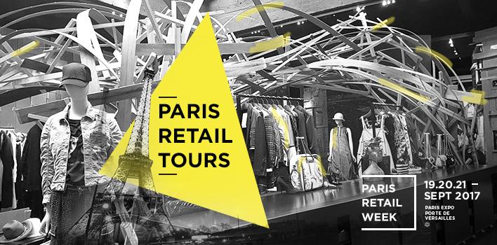 Paris retail tours - TAPTAP interactive retail solutions